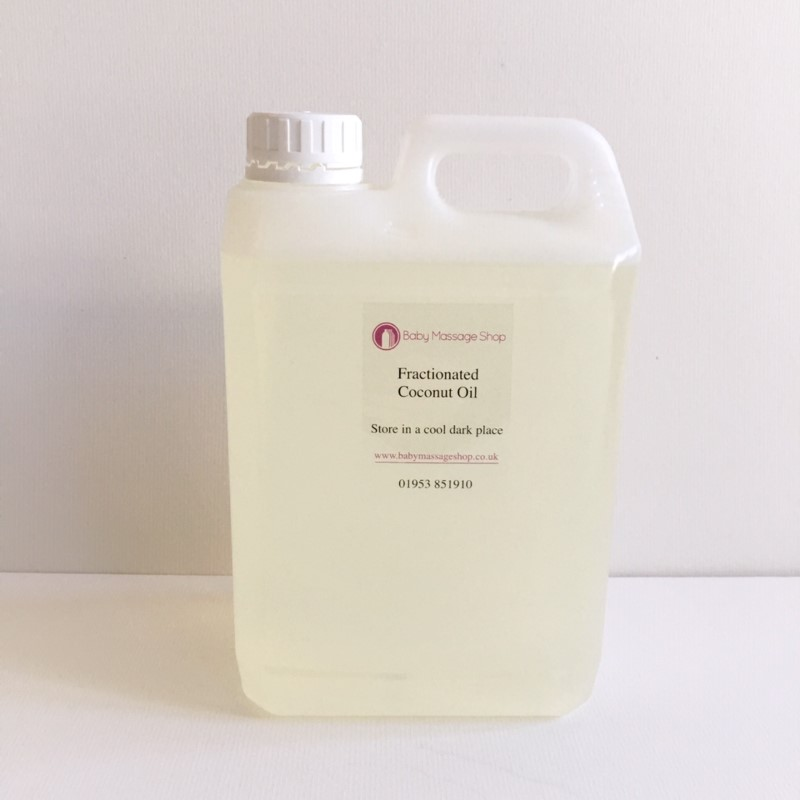 Fractionated Coconut Oil 50 Printed Wipeable Labels 2